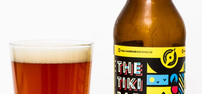 Coal Harbour Brewing Co. – The Tiki Bar Dryhopped Pineapple Sour Ale