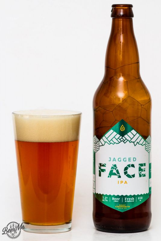 Mt Arrowsmith Brewing Jagged Face IPA Review