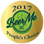 2017 BC Craft Beer People's Choice Awards