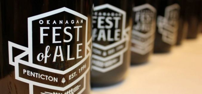 Count Down to 2018 Okanagan Fest of Ale