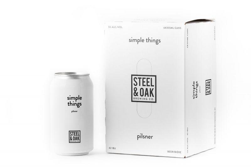 Steel & Oak Simple Things Pilsner