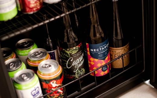 A House Is Not A Home Without A Beer Fridge – The NewAir 126-Can Beverage Cooler