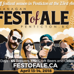 Fest of Ale 2018 Press Release Banner