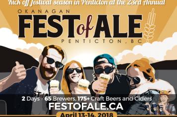 Okanagan Fest of Ale 2018 – Event Highlights