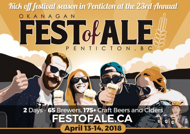 Fest of Ale 2018 Press Release Banner
