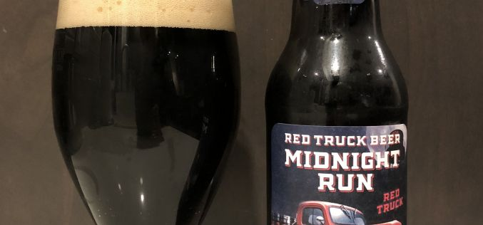 Red Truck: Midnight Run Dark Lager Review