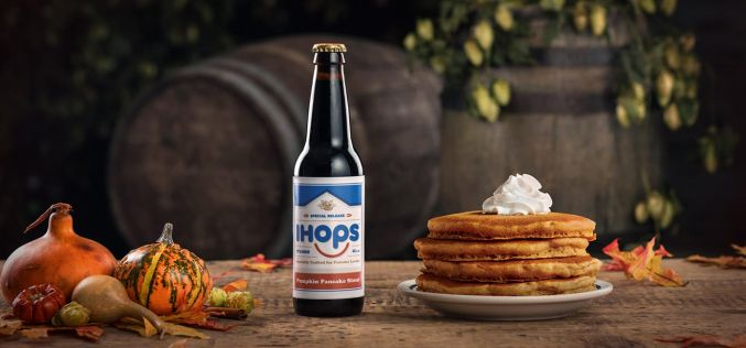 IHOP Creates Pumpkin Pancake Beer With Buttermilk Mix