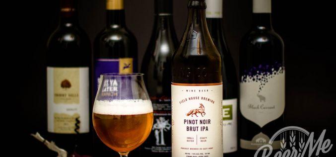 Field House Brewing – Pinot Noir Brut IPA