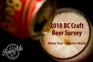 2018 BC Craft Beer Survey