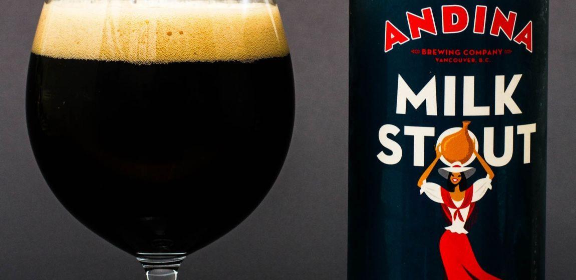 Andina Brewing Co. – Milk Stout