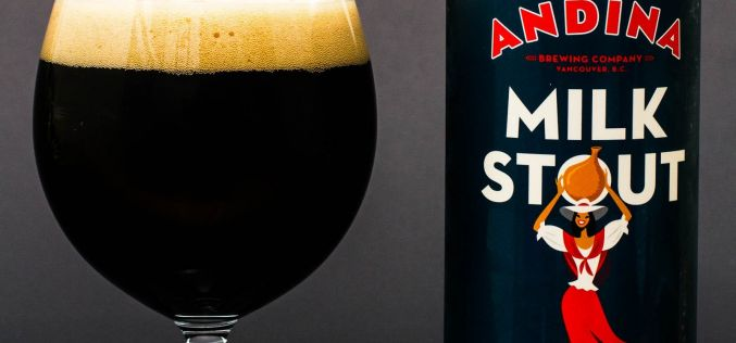 Andina Brewing Co. – Milk Stout