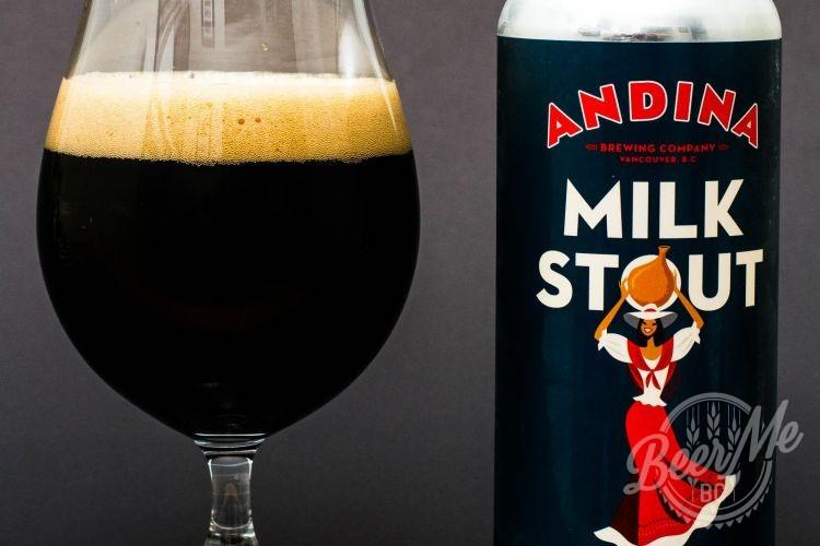 Andina Brewing Milk Stout