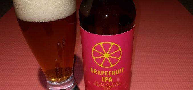 4 Mile Brewing – Grapefruit IPA