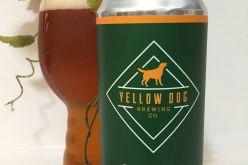 Yellow Dog Brewing – Alpha Dog Fresh Hop Pale 2018