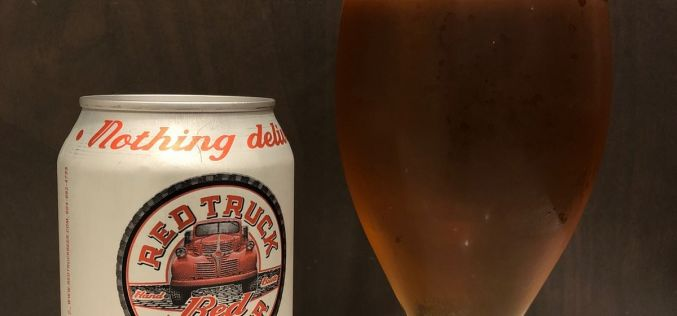 Red Truck: Red Pilsner Review