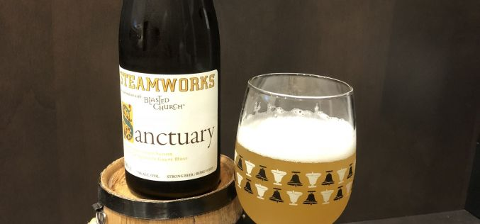 Steamworks Brewing + Blasted Church: Sanctuary