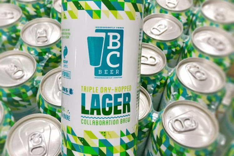 BC Craft Brewers Guild releases charity collab beer for Craft Beer Month