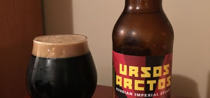 R&B Brewing Co.- Ursos Arctos Russian Imperial Stout