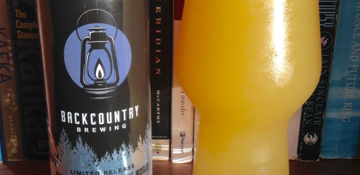 Backcountry Brewing- Biggest Little IPA in the World Session IPA
