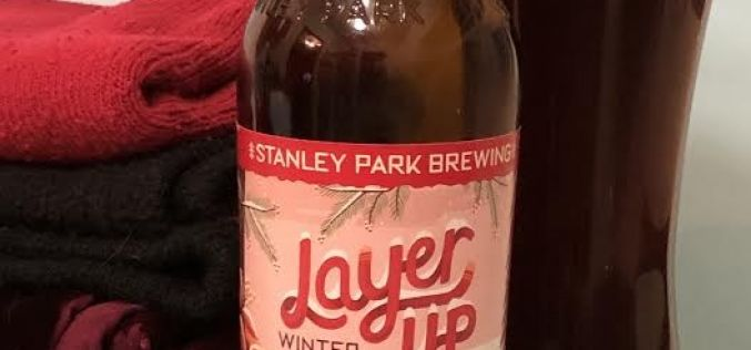 Stanley Park Brewing – Layer Up Winter Wheat Ale