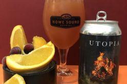 Howe Sound Brewing – Utopia-Cranberry Orange Sour