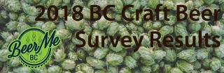 BC Beer Survey Results 2018