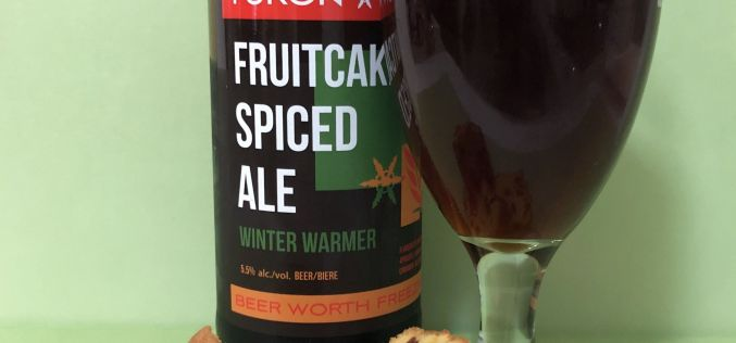 Yukon Brewing – Fruitcake Spiced Ale