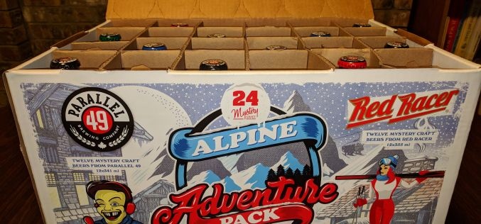 Unboxed: Parallel 49 & Central City's Alpine Adventure Pack 2018 Advent Calendar