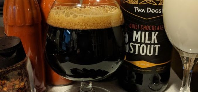 Twa Dogs Chili Chocolate Milk Stout