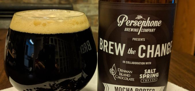 Persephone Brew The Change Mocha Porter