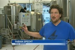 Riot Brewing's Sour Outage makes television news