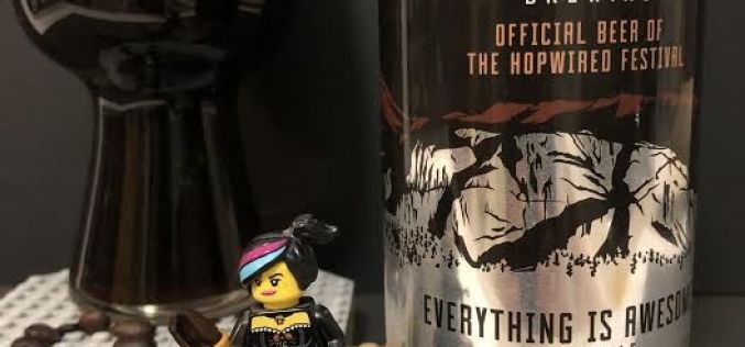 Backcountry Brewing – Everything is Awesome Brown Ale