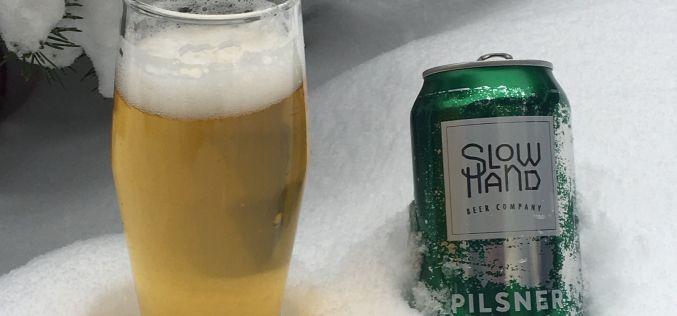 Slow Hand Beer Company – Pilsner
