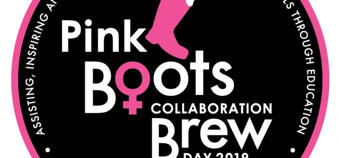 Dogwood Brewing invites Women In Beer to Pink Boots Collaboration Brew Day