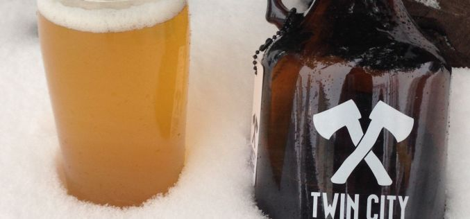 Twin City Brewing-Swedish Gymnast Dry Hopped Blonde Ale