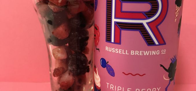 Russell Brewing – Triple Berry Milkshake IPA
