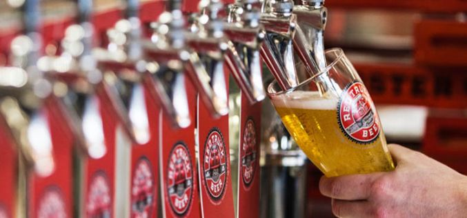 """Red Truck Beer named """"Best Local Brewery"""" by Georgia Straight readers for third straight year"""