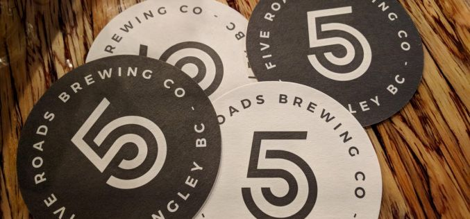 Five Roads Brewing Co. comes to Langley today