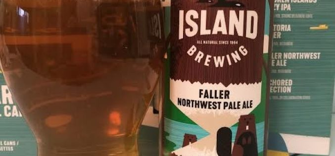 VI Brewing – Faller Northwest Pale Ale