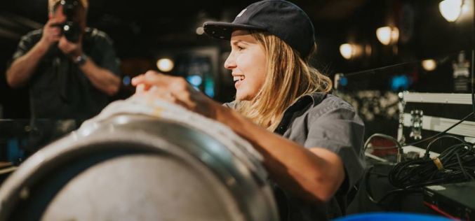 Brewer Ashley Brooks moves to Port Moody startup Fraser Mills Fermentation Co.