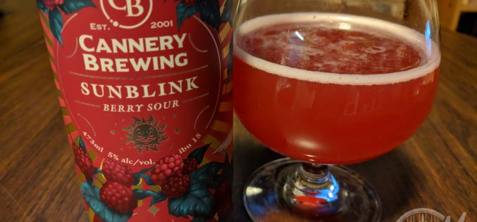 Cannery Brewing – Sunblink Berry Sour