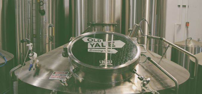 Old Yale Brewing Announces Completion of 11,000 Square Foot Brewery