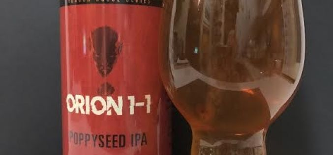 Smugglers' Trail Caskworks – Orion 1-1 Poppyseed IPA