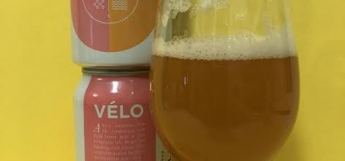 Four Winds Brewing – Velo Pale Ale