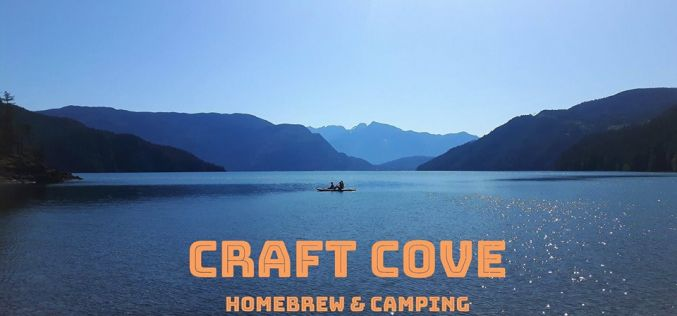 Homebrew & Camping at Craft Cove 2019
