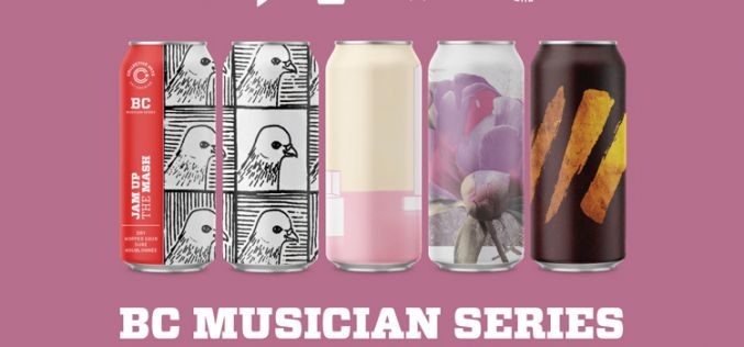 Collective Arts Brewing – BC Musician Series Showcase Event