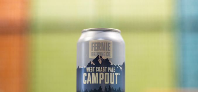 Fernie Brewing Co.'s Campout™ Wins Gold at Canadian Brewing Awards