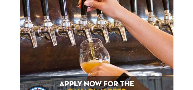 Second Annual National Beer Scholarship announced at Canadian Brewing Awards
