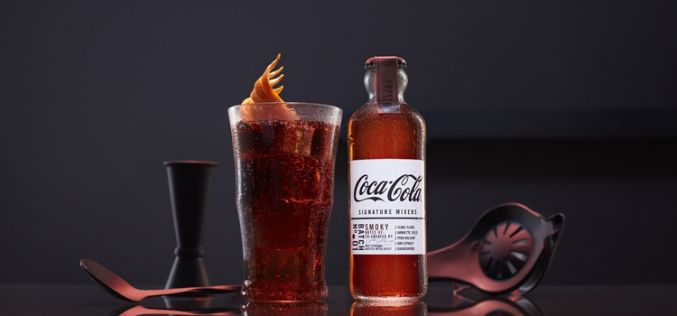Coca-Cola gets a premium makeover for new range