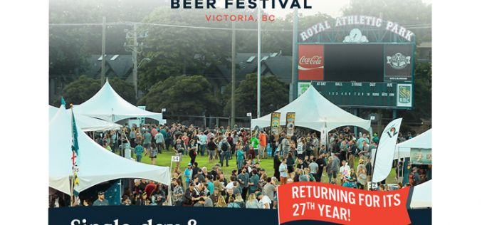 Great Canadian Beer Festival returns September 6 & 7, 2019